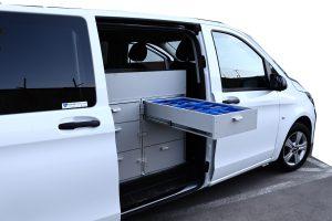 זיווד מודולארי זיווד רכבי עבודה לכל המקצועות במגירות זיווד במגירות מודולריות לכלי רכב